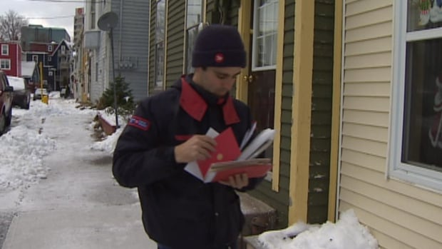 Canada Post is phasing out home delivery of mail in urban areas over the next five years.