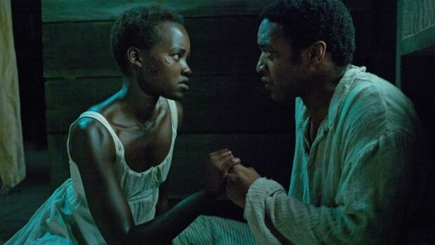 12 Years a Slave, starring Chiwetel Ejiofor (right) and Lupita Nyong'o, earned top honours from the Vancouver Film Critics Circle.