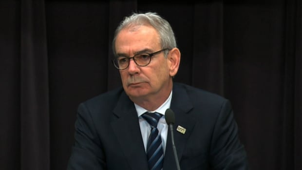 UPAC Commissioner Robert Lafreniere is taking stock of what the anti-corruption unit accomplished in 2014.