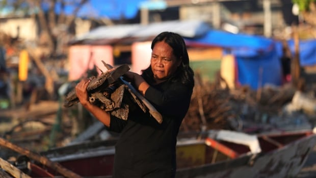 A month after Typhoon Haiyan, signs of progress in the hard-hit Leyte province are mixed. There are still challenges that the crisis mapping community hopes to help with.