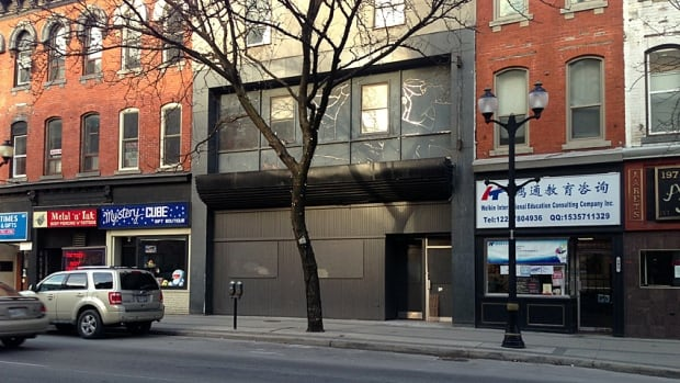Coun. Jason Farr says there are several buyers interested in the former Sandbar Tavern, long a blight on the downtown King Street East streetscape.