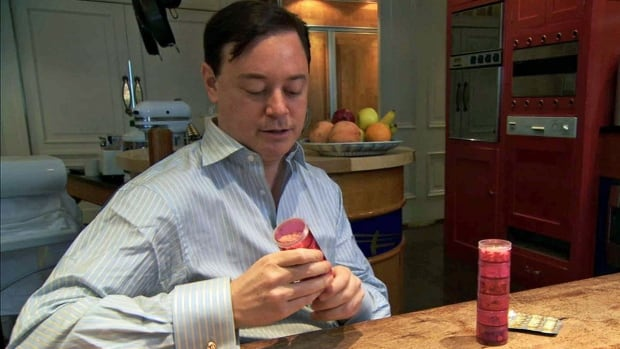 Journalist Andrew Solomon, seen in this image from the PBS documentary 'Depression: Out of the Shadows,' wrote a book detailing his struggles with the disease, titled 'The Noonday Demon: An Atlas of Depression.' He has become a vocal advocate, calling for more progressive attitudes when dealing with victims of depression.