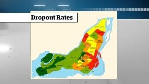 dropout maps