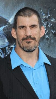 New Brunswick actor and professional wrestler Robert Maillet