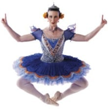 Emily Grizzel in Nutcracker