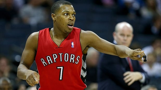 Kyle Lowry is in the midst of a revitalized season, averaging 14.6 points a game and 6.7 assists.
