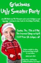 Grinchmas Ugly Sweater Party