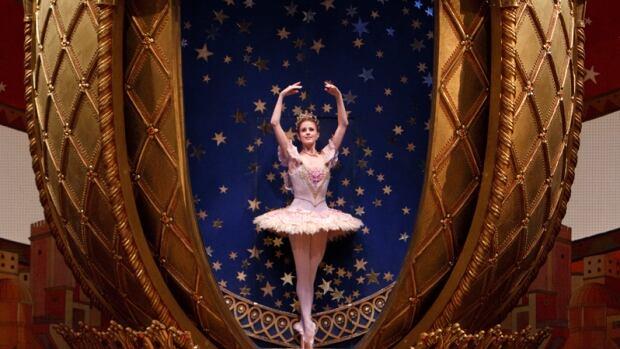 Heather Ogden as the Sugar Plum Fairy in The Nutcracker