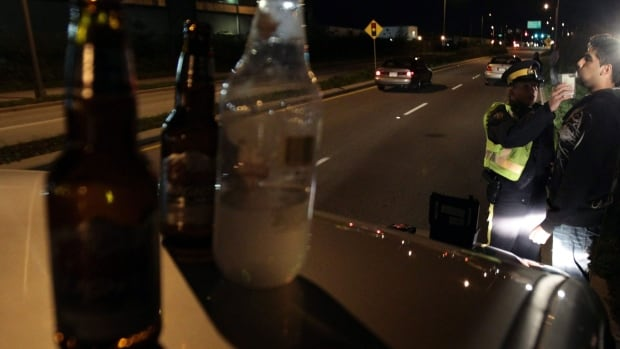 Police agencies are warning people about the dangers of driving impaired.