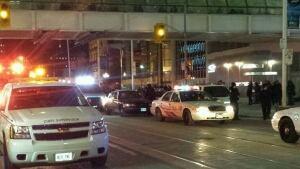 Queen subway shooting