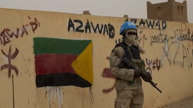 A bomb explosion killed an unspecified number of UN peacekeepers in the troubled northern city of Kidal, a spokesman for the mission said.
