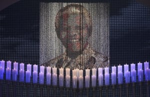 Nelson Mandela funeral