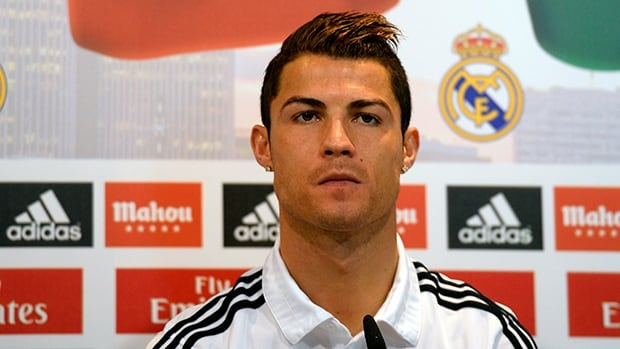 Ronaldo is having an outstanding year and is tipped to end Lionel Messi's four-year run of claiming the award.
