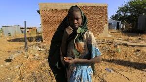 Sudan internally displaced