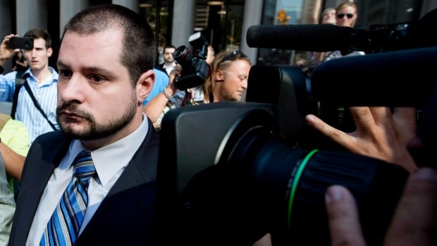 Toronto police Const. James Forcillo is charged with second-degree murder in the death of Sammy Yatim. The 18-year-old was fatally shot aboard a streetcar last summer.