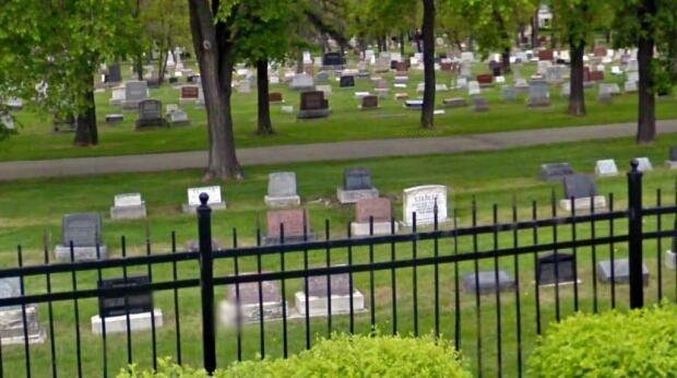Regina Cemetery SASK