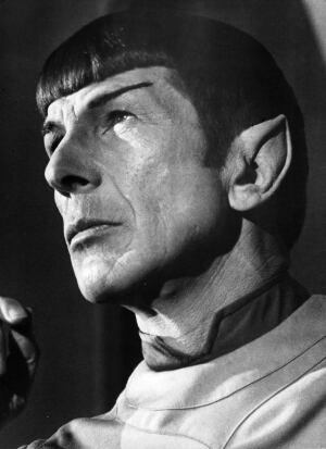 Leonard Nimoy Star Trek S Spock Dead At 83 Arts