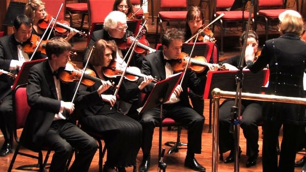 The Manitoba Chamber Orchestra performs a baroque Christmas concert Dec. 17.