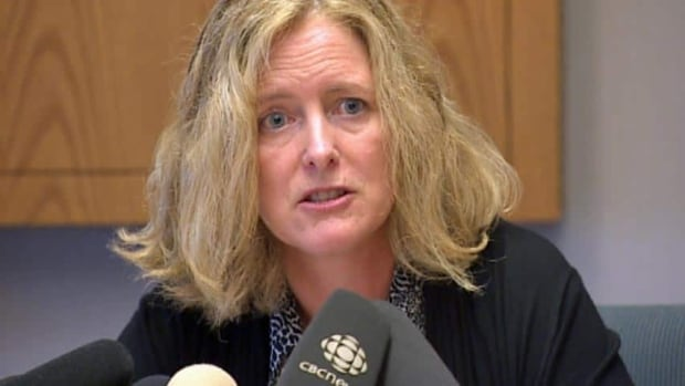New Brunswick's chief medical officer of health, Dr. Eilish Cleary, was fired on Dec. 7.