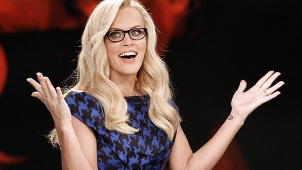 Celebrities such as Jenny McCarthy, shown during a broadcast of The View in September, are unqualified to give health advice. But people seem to listen, says McMaster researcher Steven Hoffman.