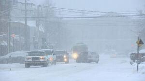 Charlottetown storm