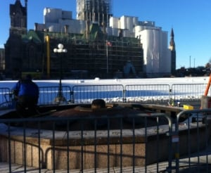Centennial Flame cleaning