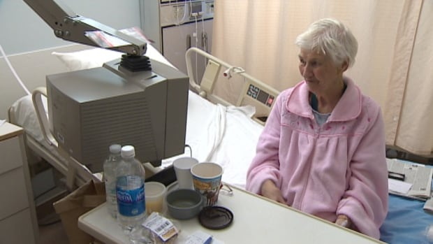 Gladys Merrigan, 85, is a huge fan of country signer Johnny Reid. But she was forced to miss his concert in Halifax Wednesday night after she was admitted to hospital.