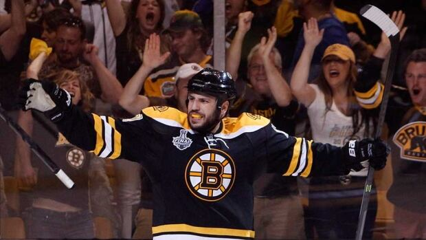 """Boston Bruins forward Milan Lucic said on Monday he had """"no reason left to try and defend my city."""""""