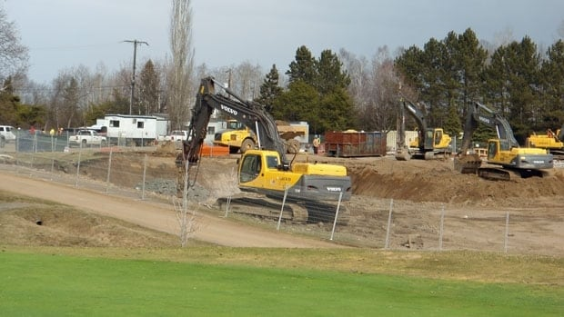 Lee Antoniak was supervising excavation work at a Thunder Bay Country Club construction site in April 2012 when he was hit by a dump truck that was backing up.  He was pronounced dead in hospital.
