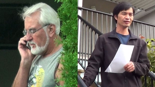 Vladimir Shapoval, of Coquitlam, and Hua Zheng Huang of East Vancouver, were both under the surveillance of The College of Dental Surgeons of B.C.