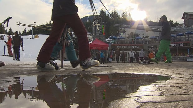 Whistler hoping for more snow for Christmas