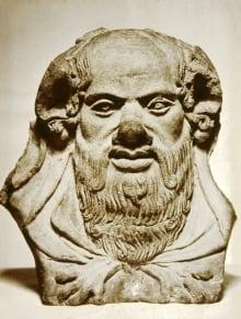 Bust of Silenus