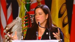 AFN B.C. Regional Chief Jody Wilson-Raybould