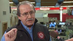 Coastal First Nations executive director Art Sterritt