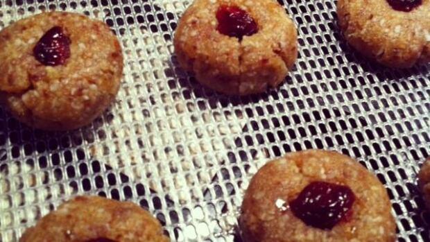 Andorah's Feast, a small batch food company in Winnipeg, make vegan, gluten-free and raw sweets, like these walnut cookies. Andorah's Feast.jpg