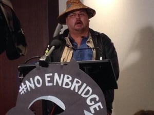 No Enbridge