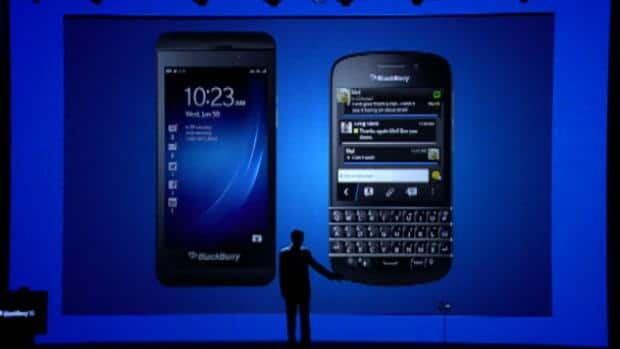BlackBerry announces $4.4B loss