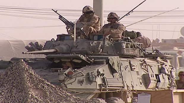 Purchase of new armoured vehicles cancelled