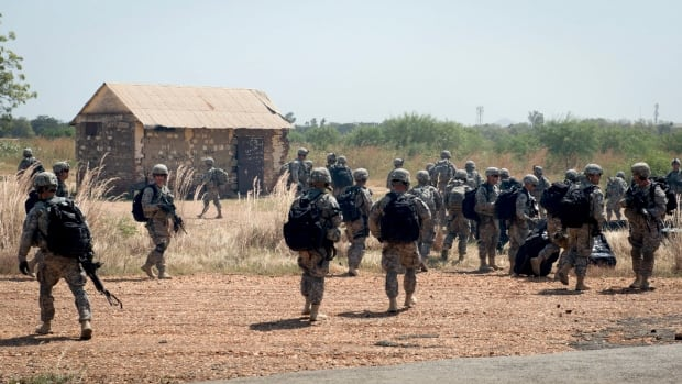 U.S. soldiers evacuate American citizens in Bor, the capital of the remote region of Jonglei state in South Sudan, that is now in the hands of renegade troops, officials said.