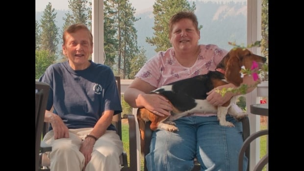 Linda Jean McNall, 53, and her mother, Shirley Vann, travelled to Alberta in May 2013 to fulfil a suicide pact.