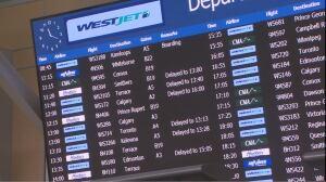 Delays Vancouver International Airport Dec. 22