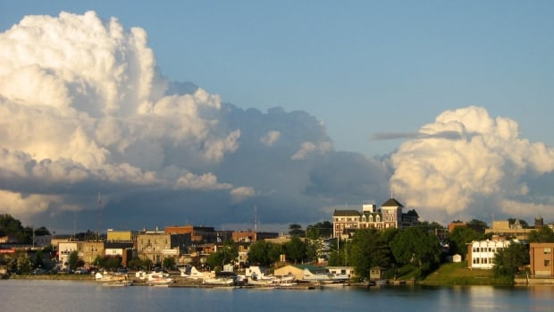 Buck's Brigade has done lots of work throughout the summer along Kenora's harbourfront.