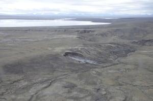 Fosheim Peninsula on Ellesmere Island