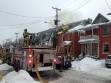 150 Third Ave. fire