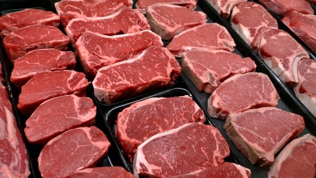 The federal government estimates the U.S. labelling legislation costs the Canadian pork and beef industries about $1 billion annually. The retaliatory measures, if imposed, could set tariffs at a similar amount.