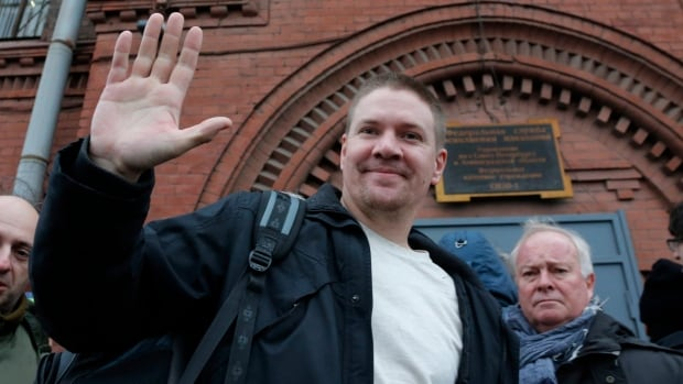 Greenpeace International activist Anthony Perrett of Britain has been granted amnesty, the environmental group said Tuesday.