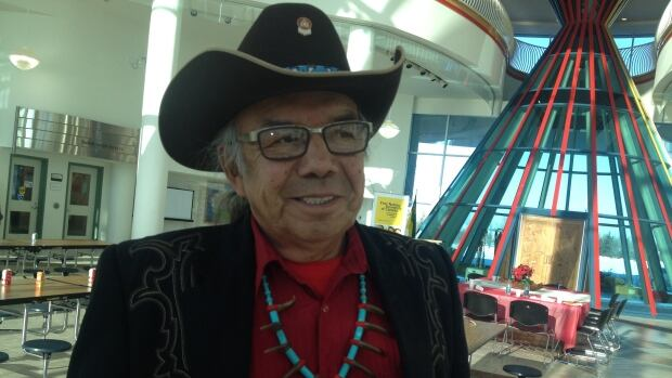 Elder Mike Pinay of Saskatchewan's Peepeekisis First Nation shares his Christmas memories.