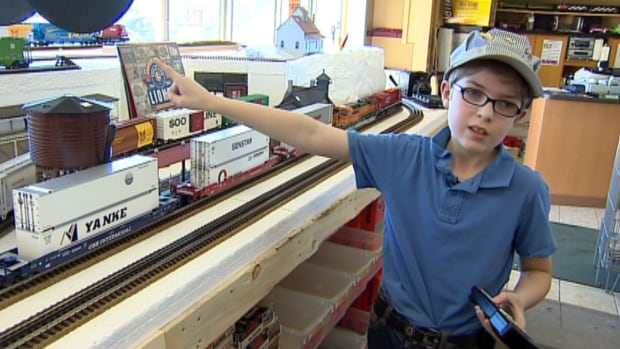 Toy trains edmonton 2014