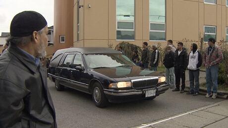 Karim Meskine's funeral held in Surrey, B.C.