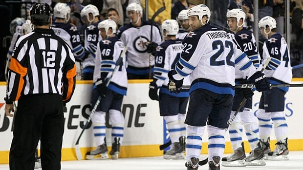 The Winnipeg Jets are 16-18-5 this season and sit eight points back of the final playoff spot in the Western Conference.